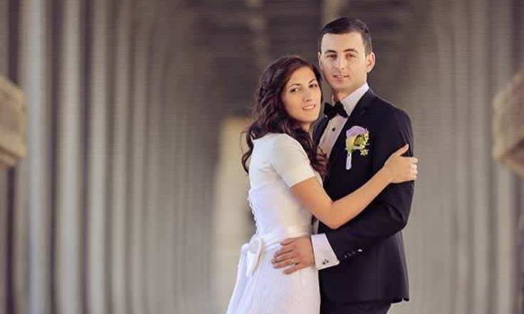 Mariage Marius et Lidia